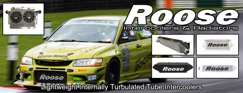 Roose Intercoolers & Radiators