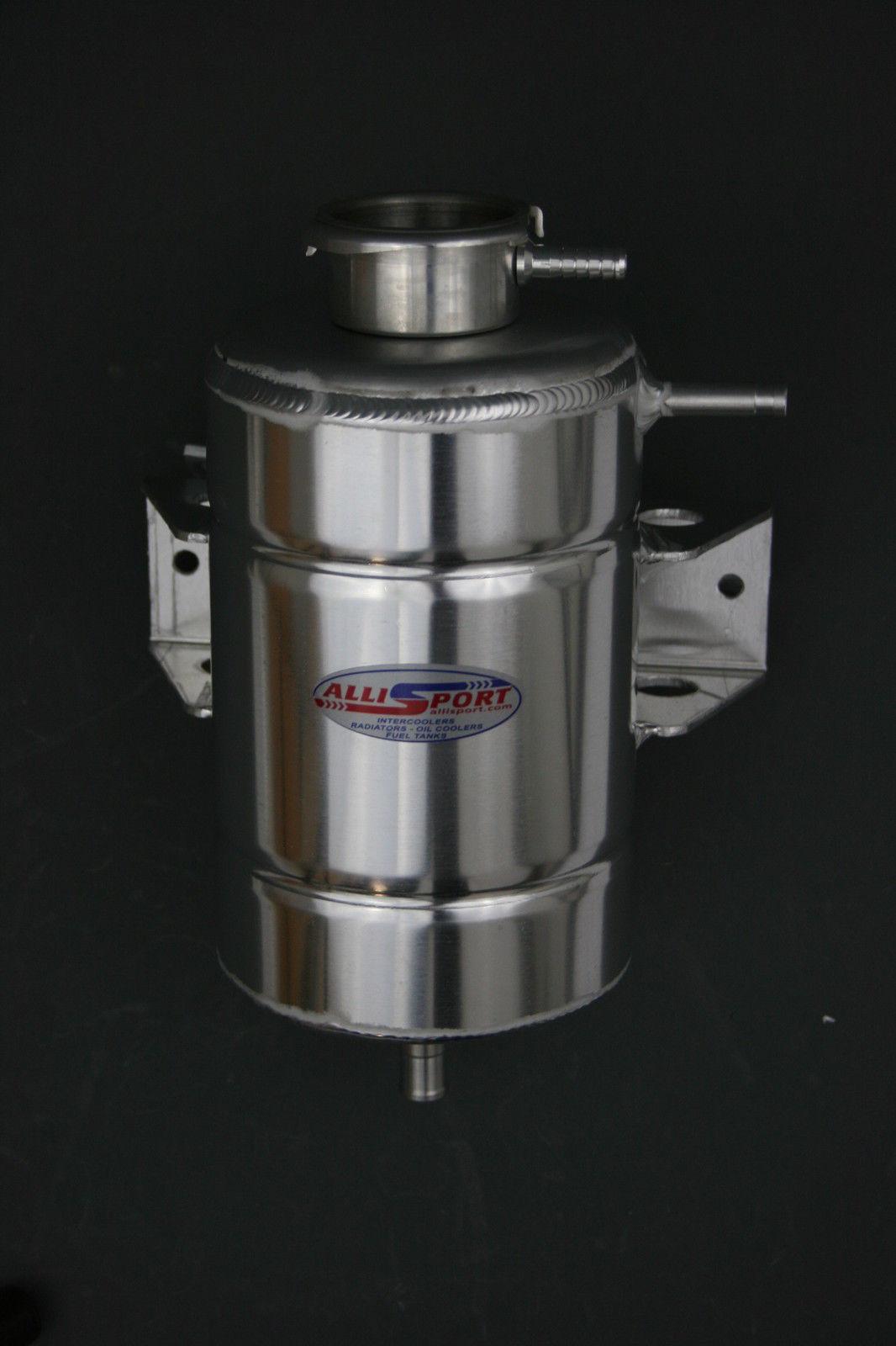 Allisport Universal Motorsport High Capacity Aluminium Coolant ...