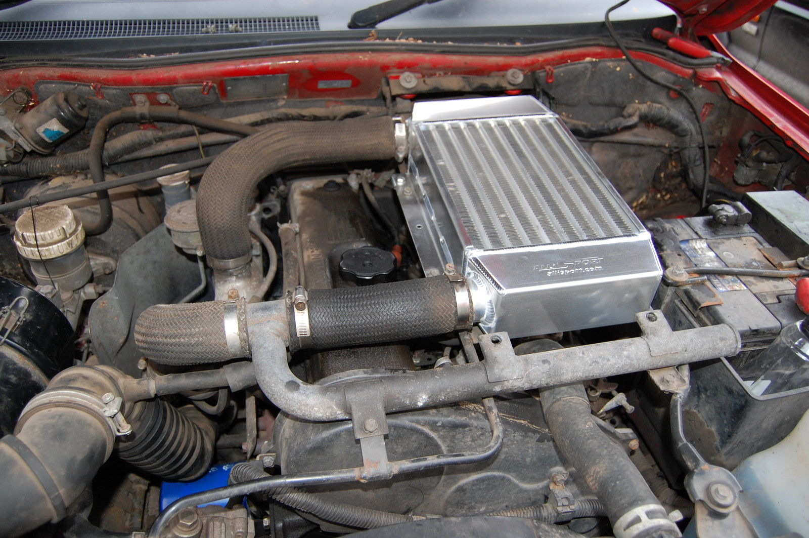 Allisport Mitsubishi L200 Amp Pajero 2 5 And 2 8 Td Uprated