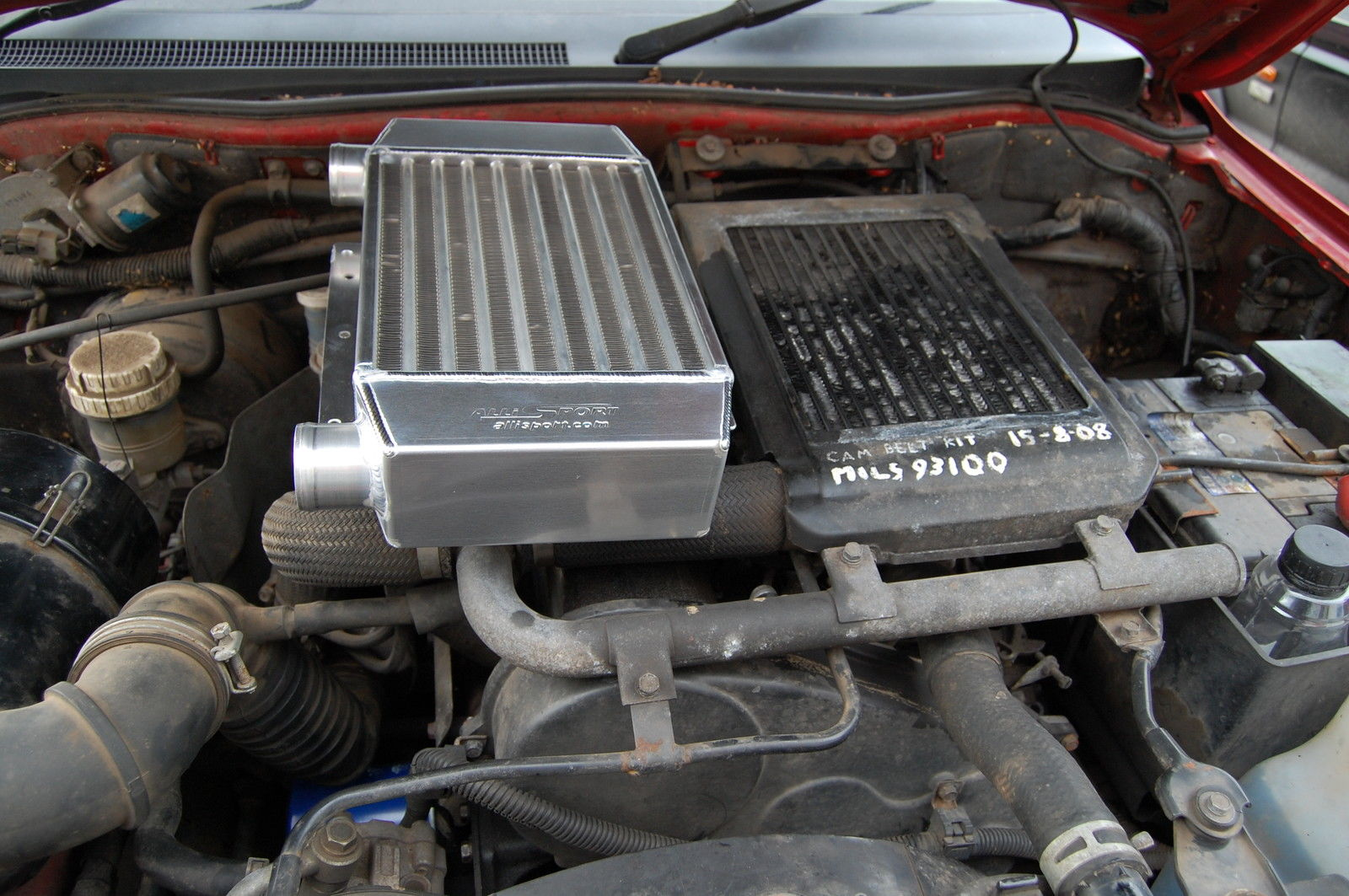 Allisport Mitsubishi L200 Amp Pajero 2 5 And 2 8 Td Uprated