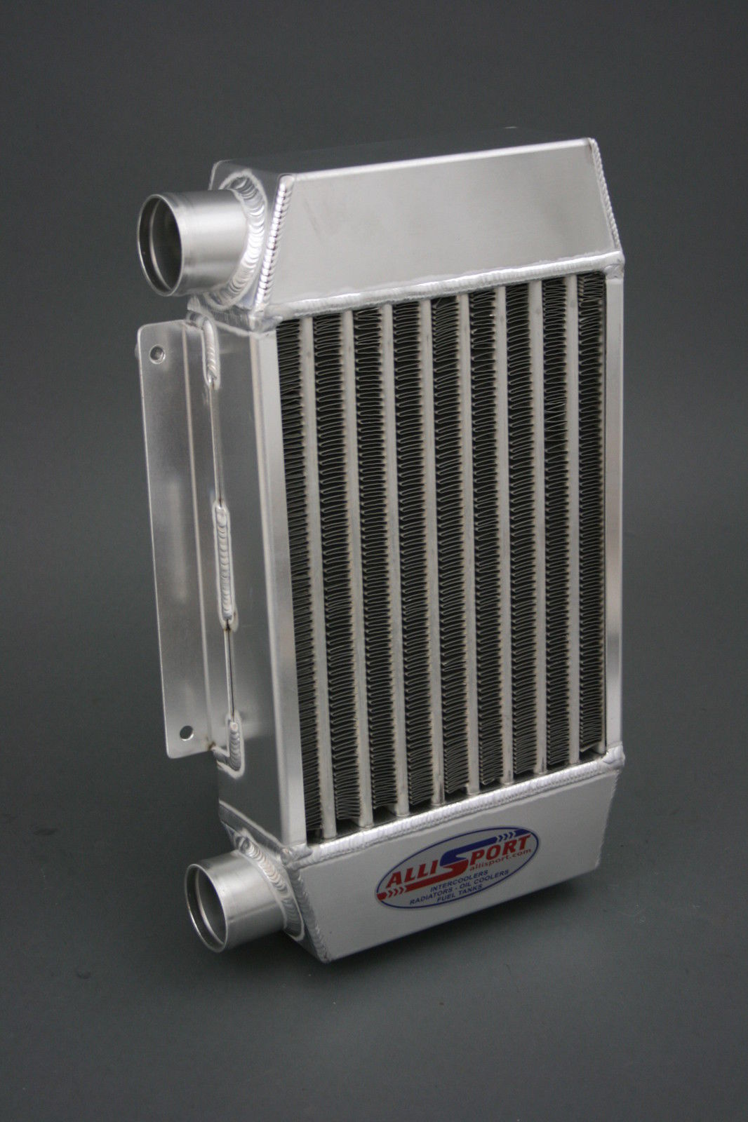 Allisport Mitsubishi L Pajero And Td Uprated Intercooler on High Flow Air Filters