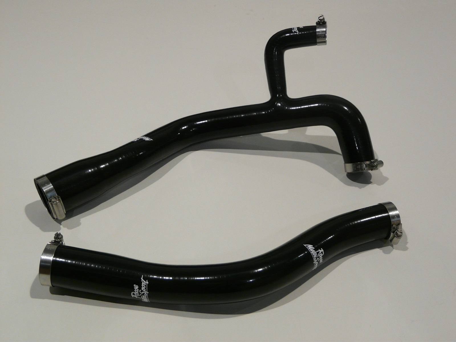 Roose Motorsport Alfa Romeo GT 3.2 V6 24V 2003-2010 Kit de la manguera de refrigerante de silicona RM
