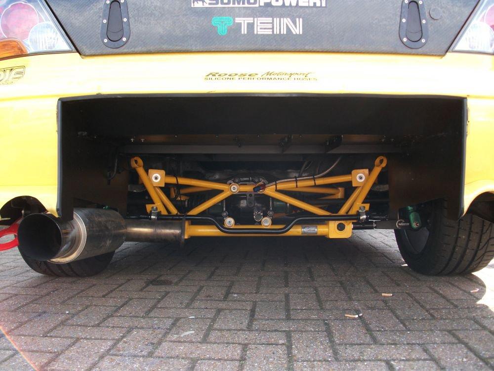 Momentum Motorsport Mitsubishi Lancer Evolution Evo 4 9